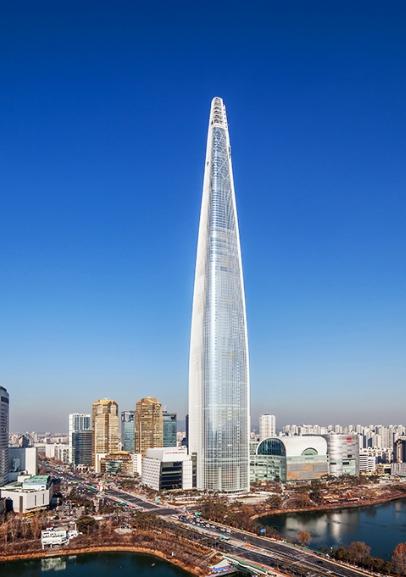 Развлекательный центр Лотте | Lotte World Tower
