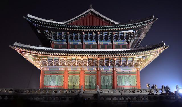 Дворец Токсугун 덕수궁