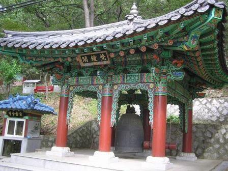 Храм Мёгакса 묘각사