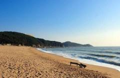 Пляж Вангсан 왕산해수욕장