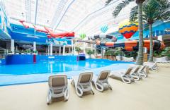 Спа / аквапарк PARK HABIO Water Kingdom