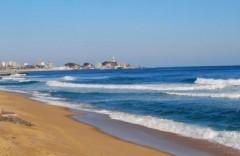 Пляж Сокчо 속초해수욕장