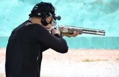 Стрельба из боевого оружия 사격