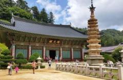 Храм Чогеса 조계사