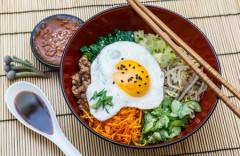 Традиционные корейские блюда