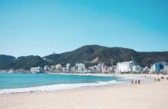 Пляж Сонгджон (Пусан) 송정해수욕장