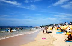 Пляж Тэчхон 대천해수욕장